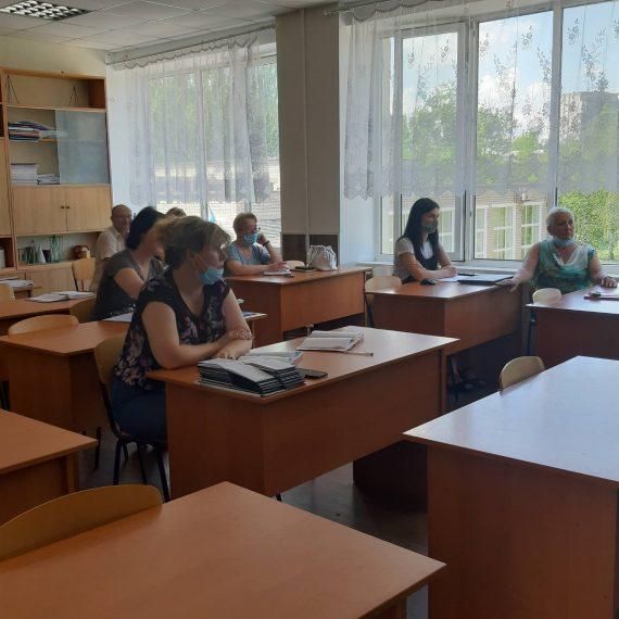 Звіт за рік комісії викладачів дошкільних дисциплін