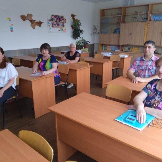 Звіт за рік комісії викладачів математичних дисциплін і інформатики