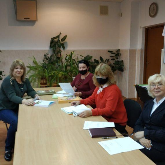 Засідання керівників творчих груп (30.09.2020)