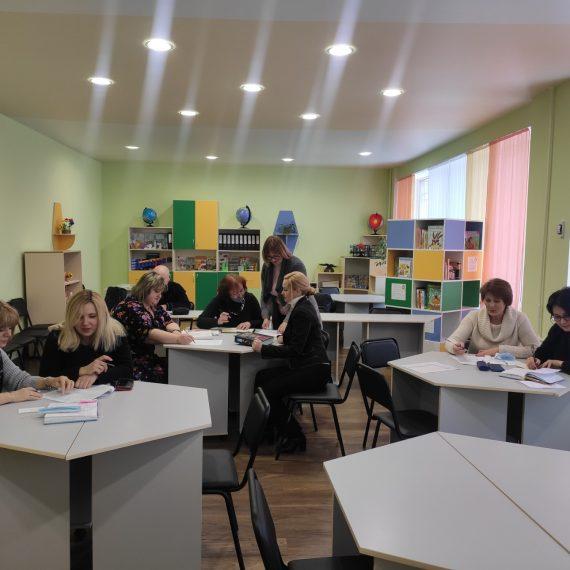 Засідання циклової комісії викладачів філологічних дисциплін